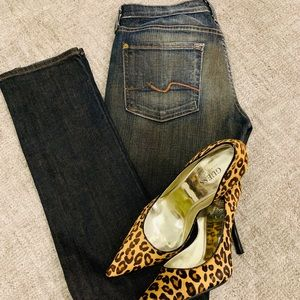Cutting Edge 7 for All Mankind Jeans